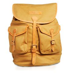 A rucksack for day trips out - we <3 this bag from Sandstorm Kenya, handmade with materials ethically sourced from across Africa.   Better Late Luxury