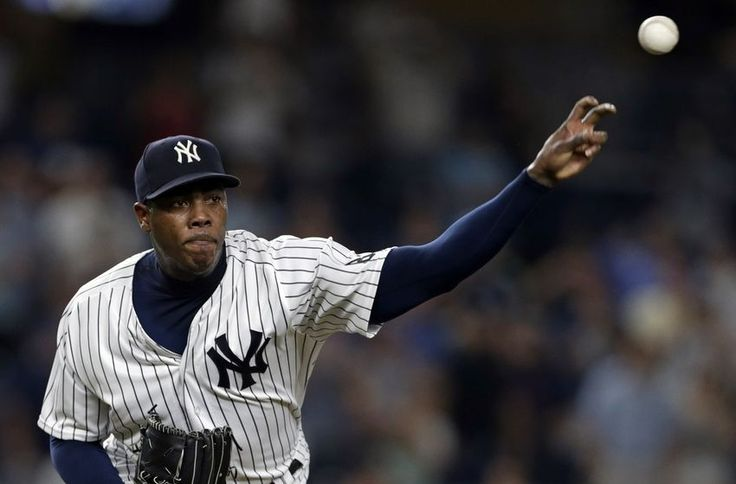 MLB Trade Rumors: Nationals hoping to land Aroldis Chapman