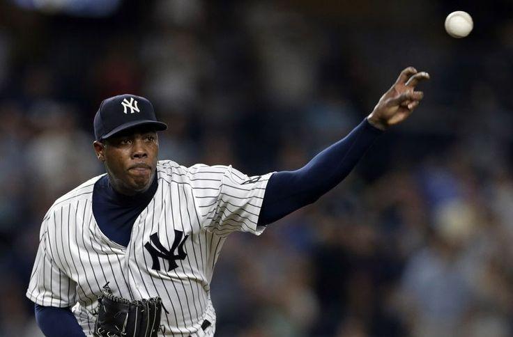 MLB Trade Rumors: Nationals hoping to land Aroldis Chapman