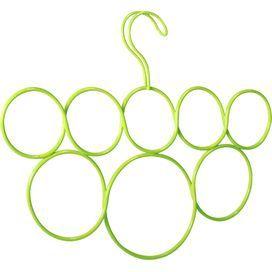 Цикл шарф вешалка в Lime