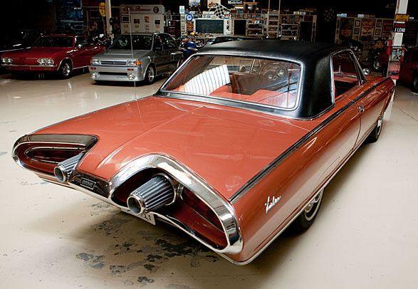 Chrysler Turbine Car: The 1963 Chrysler Turbine Car Maintenance/restoration Of