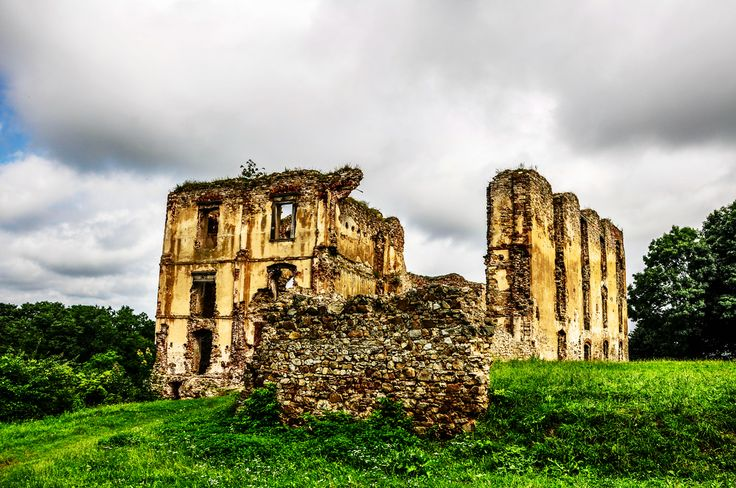 Bodzentyn - zamek biskupi