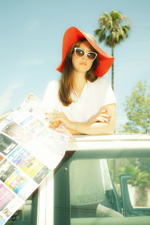 Lana by Neil Krug #Honeymoon