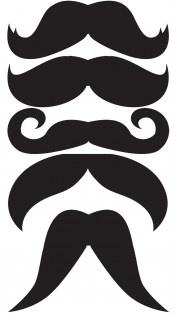 template, moustache