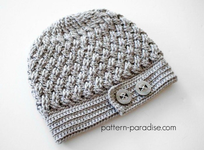 Crochet Pattern Top Hat : 25+ best ideas about Crochet Hats on Pinterest Crochet ...