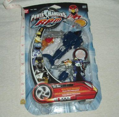 Power Rangers - 31044 - RPM - Racing Performnace Machines - Mach Micro Megazord: Amazon.co.uk: Toys & Games