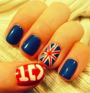 1D nails :):):)