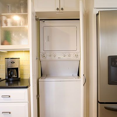 1000 Images About Stacking Washer Dryer On Pinterest