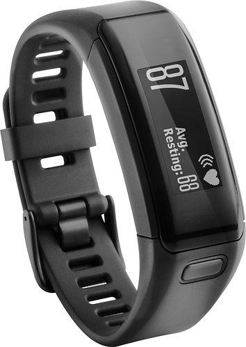 Popular on Best Buy : Garmin - Vivosmart HR Activity Tracker  Heart Rate Regular Size - Black