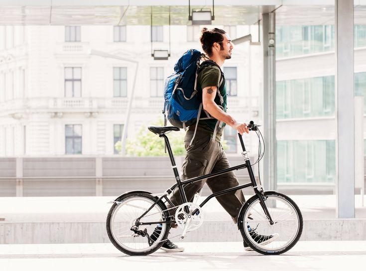 Vello world First Self-Charging Electric Folding Bike