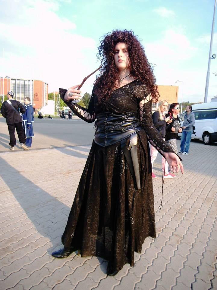 Bellatrix  Lestrange from HP