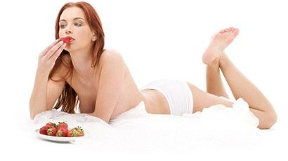 Food for thought.. and for the bedroom...Bedroom Food Fantasies