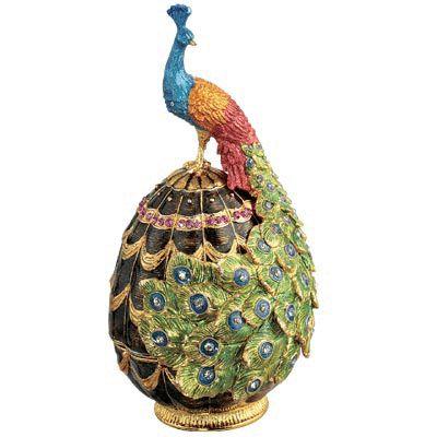 Al Caer La Media Noche: Huevos Fabergé