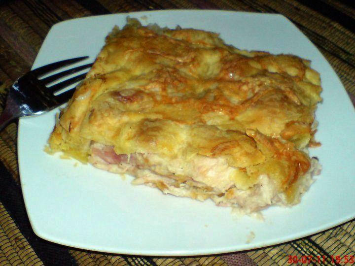 ΜΑΓΕΙΡΙΚΗ ΚΑΙ ΣΥΝΤΑΓΕΣ: Κοτόπιτα καταπληκτική γεύση !