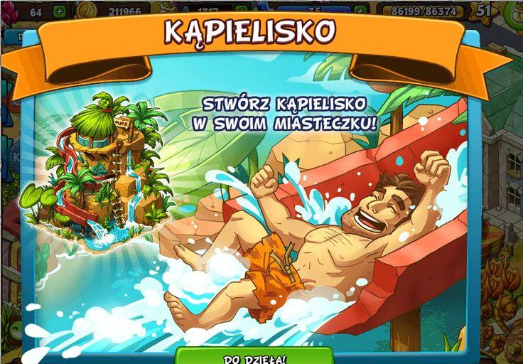 Kąpielisko – nowy event w Skalnym Miasteczku https://grynank.wordpress.com/2015/07/08/kapielisko-nowy-event-w-skalnym-miasteczku/ #gry #nk #skalnemiasteczko