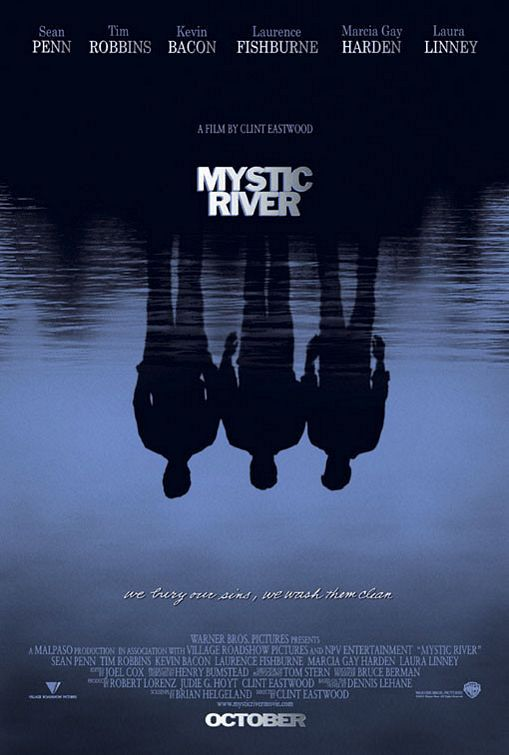 Mystic River ★★★★★ It is amazing to see how much power Eastwood can put into the film without having to use heaps of visual effects