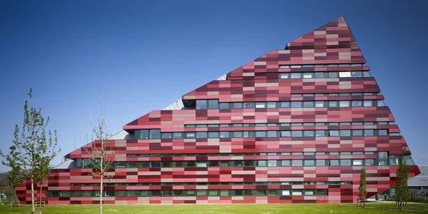 The University of Nottingham - Jubilee Campus extension by Make Architects