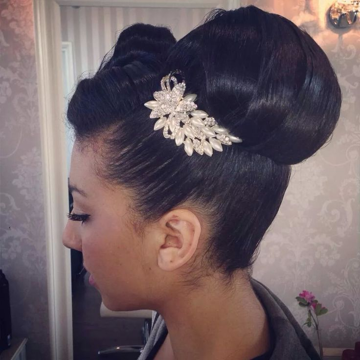Creative wrapped upstyle/updo by ART Hair Design (Mullingar)