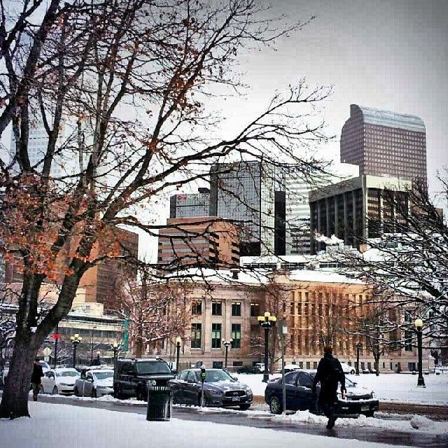 Our home town, of course! We love everything Denver has to offer.
