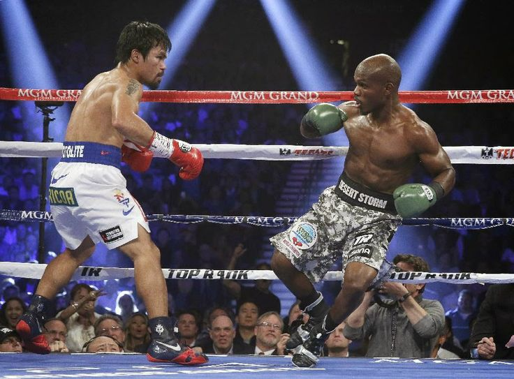 Manny Pacquiao beats Timothy Bradley in WBO welterweight championship rematch - Today Canada Latest News