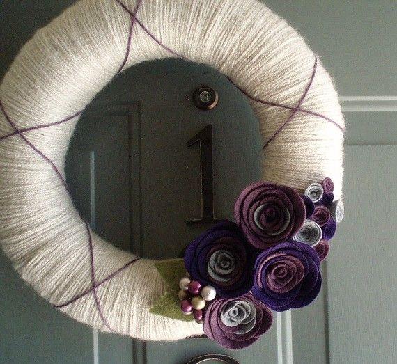 felt flower wreaths                                                                                                                                                                                 More
