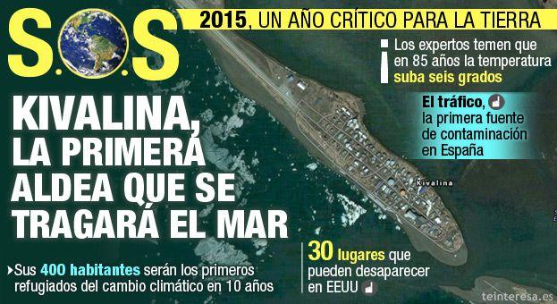 El tráfico, la primera fuente de contaminación en España