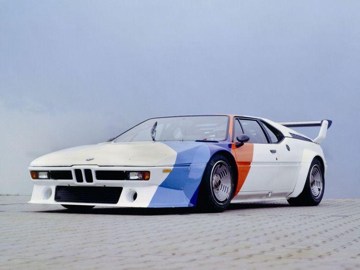1979 BMW M1 | Group 5 BMW M1 | Pinterest | Bmw m1, BMW and Cars