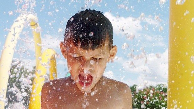 CBC Halifax has a list of seven public splash pads in HRM for people who need to…