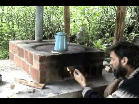 How a Lorena stove works - actually a stove, rather than an oven. Need an all-in-one unit.