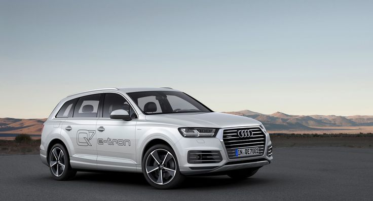Nice Audi: Australia: Audi Q7 e-tron to arrive next year  SteeringNews.com Check more at http://24car.top/2017/2017/07/06/audi-australia-audi-q7-e-tron-to-arrive-next-year-steeringnews-com/