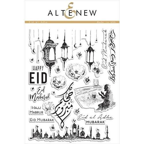 Altenew EID AL ADHA Clear Stamp Set