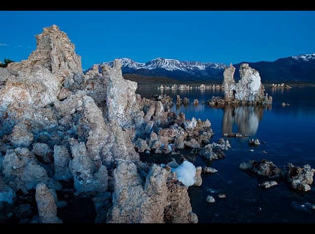 Mono Lake Sunrise on Vimeo