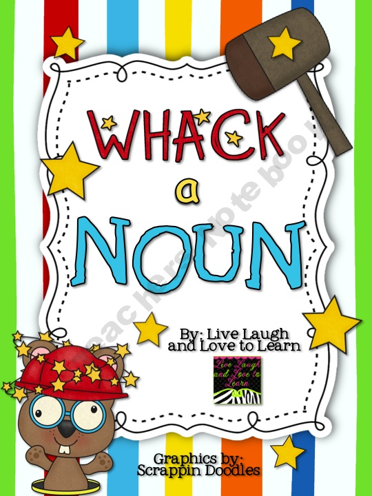 Whack a Noun: Future Classroom, Classroom Stuff, Classroom Fun, Teacher Notebook, Teacher Stuff, Speech Stuff, Fun Students, Language Arts, Grade Ela