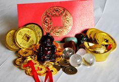 Wealth Bowl Starter Kit Lg | The Feng Shui Boutique by Red Lotus