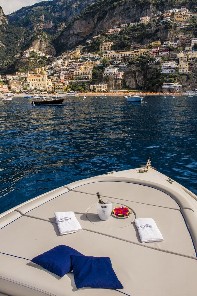 Gozzo Pappa - Lucibello Positano - boat rental and excursions