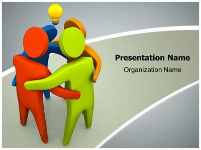 49 best teamwork powerpoint templates images on pinterest ppt make a great looking ppt presentation quickly and affordably with our professional group idea powerpoint template this group idea ppt template has editable toneelgroepblik Image collections