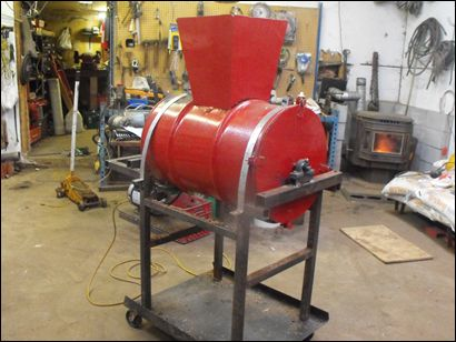 Diy Hammer Mill For Mulching And More 200 To Build 22