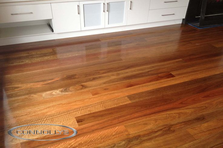 NSW Spotted Gum 130 x 19 Select Grade Timber Flooring image 1