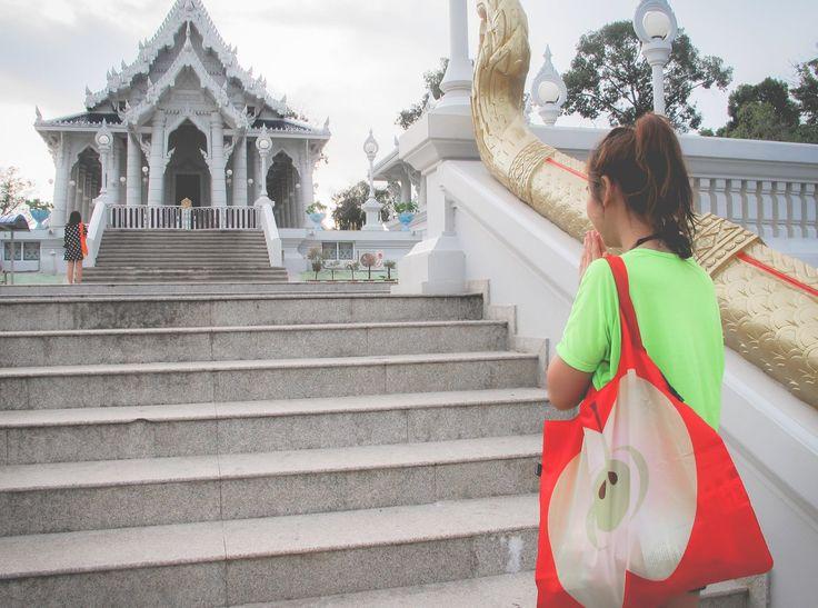 #LOQI #FRUTTI #bag in #Thailand!