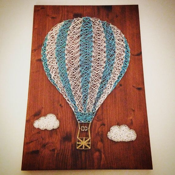 Best 25 string art balloons ideas on pinterest string for String craft patterns