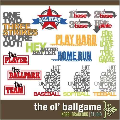 Baseball Primer