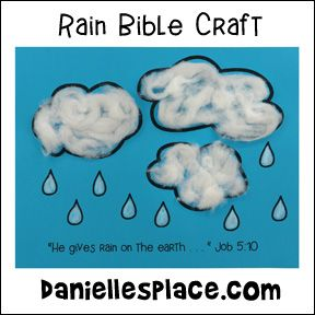 Elijah Bible Crafts and Learning Activities