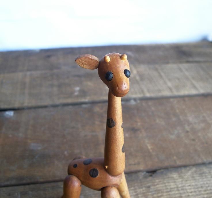 Zoo Line Giraffe - Kay Bojesen