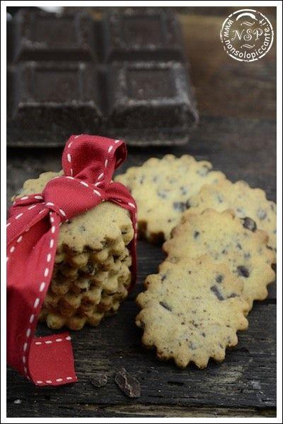 Biscotti con farina di riso e cioccolato | Ilaria's Non Solo Piccante blog!