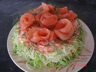 Самые вкусные рецепты: Салат «Королевская шуба» с семгой