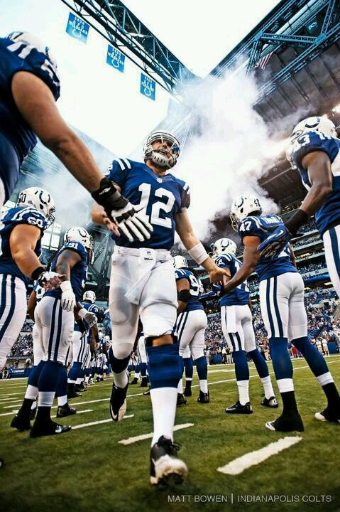 Colts Football - they played FANTASTIC this past sunday! :) rocked Houston baby!
