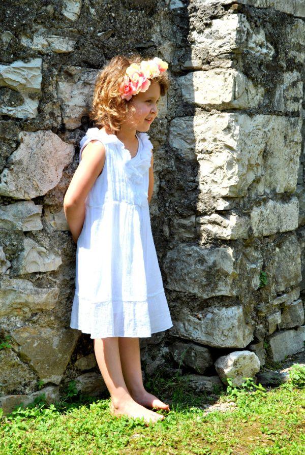 Barefoot: a story of freedom and carefree. Photos: Claudia Franzinelli, Styling and Copyright: Fannice Kids Fashion. With I Pinco Pallino and @Brittany Nelson Brigitte #barefoot #ipincopallino #bijoubrigitte #springsummer2014 #SS14 #children #kids #childrenwear #kidswear #girls