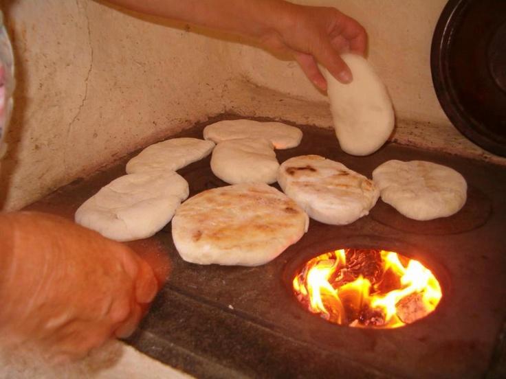 ROMANIA-home made bread,delicious