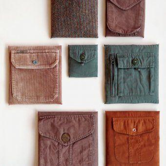 upcycle pockets