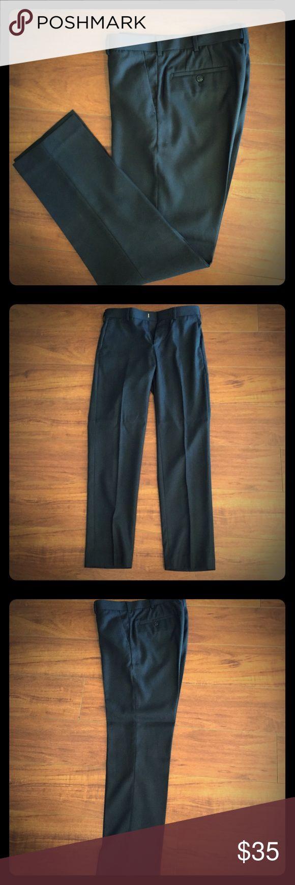 30 x 32 black dress pants
